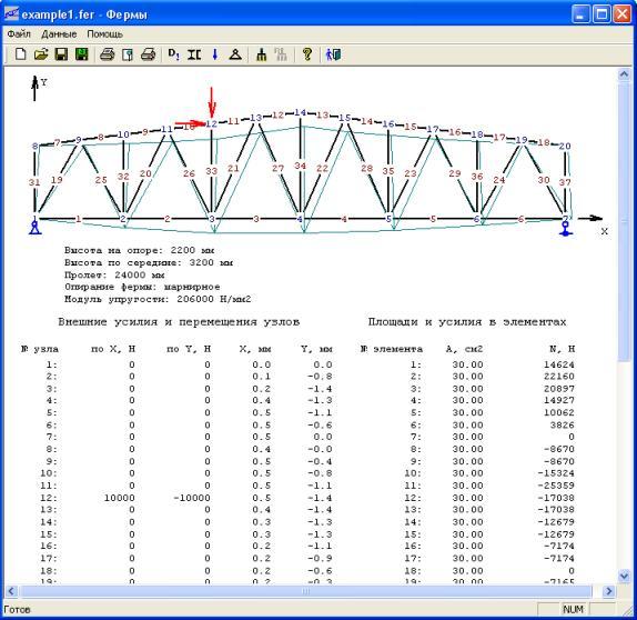 Какие программы для этого Где можно скачать программку для расчета ферм.  - Расчетные.  Программа MKE-Win2009.